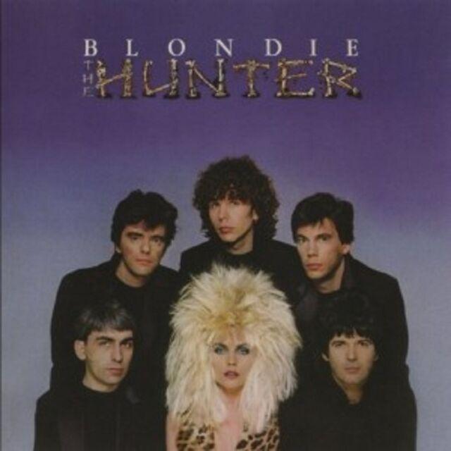 """BLONDIE \""""THE HUNTER\"""" CD REMASTERED 12 TRACKS NEU++++++++++"""