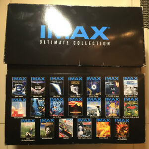 IMAX Ultimate Collection - Set Of 20 DVDs