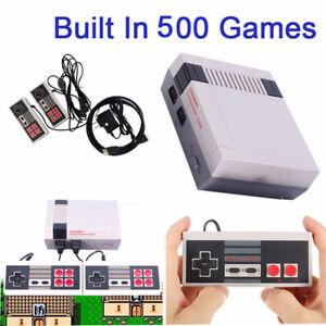 Mini HD NES 500 Classic Nitendo Games Console (Free Shipping)