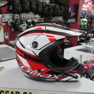 Gmax MX Dirt Bike Motorcycle Helmet Brand New Only $70