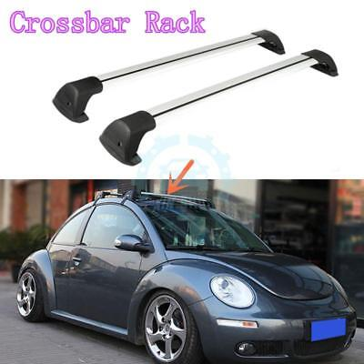 Aluminum Alloy Car Roof Cross Bar Rack Main Body For Volkswagen Beetl 2004-16