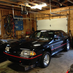 PARTING OUT 1988 MUSTANG GT DRAG CAR