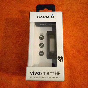 Garmin Vivosmart HR Fitness Tracker - purple