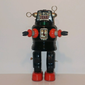 Vintage Robby The Robot Tin Toy Japan The Forbidden Planet For P