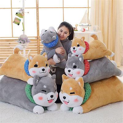 Giant 110Cm Soft Cartoon Dog Plush Toy Huge 43 Stuffed Animal Corgi Pillow