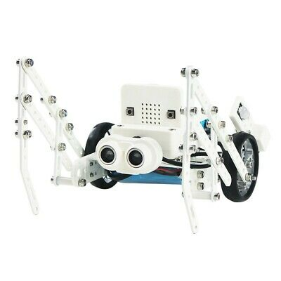 2-in-1 Bionic Robot Spider Robot Kit Unassembled For Microbit With Main Board