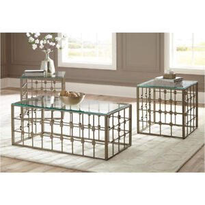 Sale: Ashley Berrilyn Occasional Side Tables