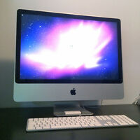 iMac 24'' 4Ram 2.93 GHz Intel Core 2 Duo 640Go