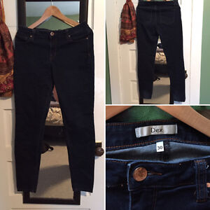 Dex Jeans Size 30 (Canadian/USA Size 10)