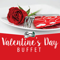 Valentine's Day Buffet at The Dunes