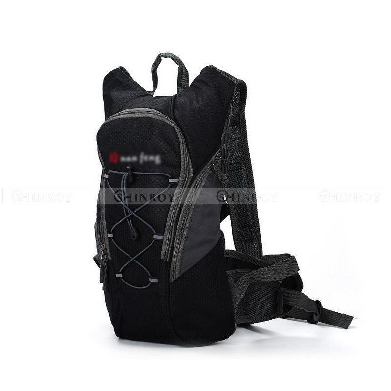 Water Bag + Cycling Hiking Camping Hydration Pack Bladder Backpack