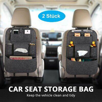 Autositz Protector Schutzunterlage Kindersitz Rückenlehnenschutz Sitzschoner DHL