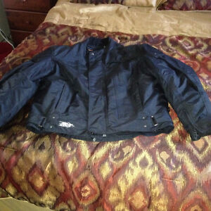 Women's Brand New Motorcycle Jacket, Chaps & Gloves