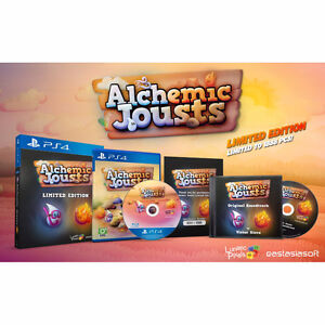 Alchemic Jousts Limited Edition PS4