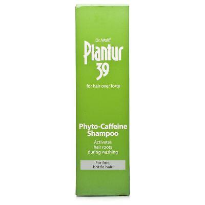 Plantur 39 Caffeine Shampoo For Fine, Brittle Hair - 250ml