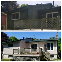 Siding & aluminum contractor