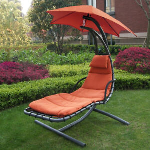 Accrochant chaise longue - Hanging Lounge Chair