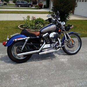 2007 Harley Sportster 1200
