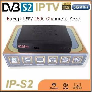 Tarboosh IPS2 HD Arabic TV Box With BEIN Sport & OSN Channels Riverside West Tamar Preview