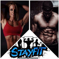 STAYFIT FITNESS HANMER (NEW LOCATION!)