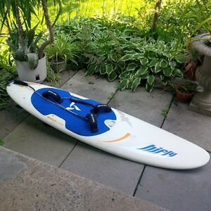 Hi-Fly 6.6 Directional Kiteboard - Excellent condition