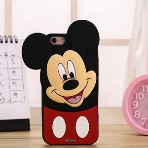 Samsung Galaxy Note 5 - Disney 3D Mickey Mouse Case