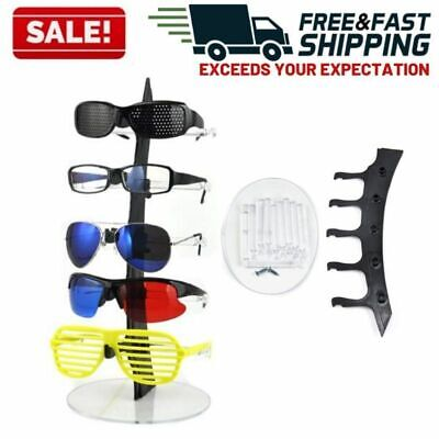Sunglasses Display Rack Holder Frame Eyeglasses Stand Organizer Tower Pack Of (Sunglasses Tower Display)