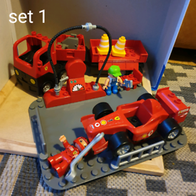 Lego Building Toys Toys & Games 7 Lego Duplo Train Bases And Two Vehicles All Nice Condition Free Uk Post