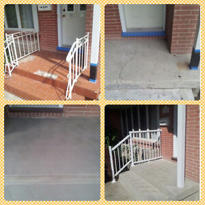 Concrete Restoration Services