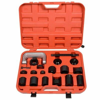 21pc Auto Ball Joint Press U Repair Removal Tool Installing Master Adapter 2&4WD