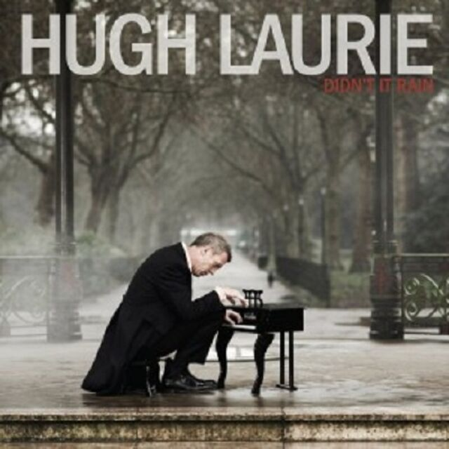 HUGH LAURIE - DIDN\'T IT RAIN 2 VINYL LP POP BLUES NEU
