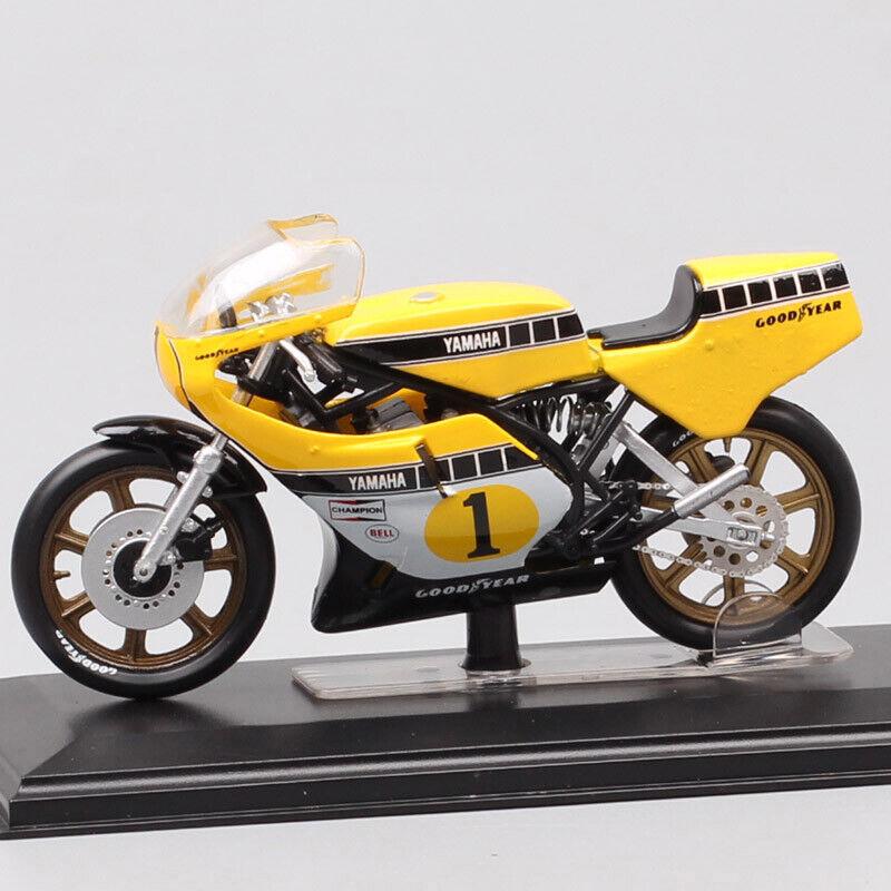 1//22 Italeri Yamaha YZR OW35k 500 1978 rider K.roberts motorcycle Diecast model