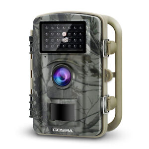 2.4 inch 1080P 12MP Outdoor Trail/Game Camera