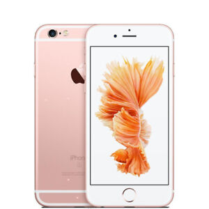 iPhone 6s - 16 Go Or rose