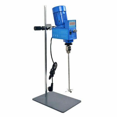 Powerful Lab Digital Stirrer Mixer 2000rpm 20l 10000mpas Fast Shipping