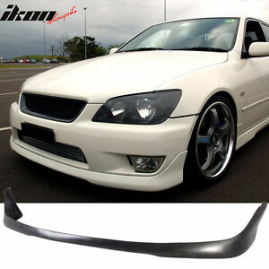 01-05 Lexus IS300 Sedan 4Dr TR Altezza SXE10 Front Bumper Lip Sp