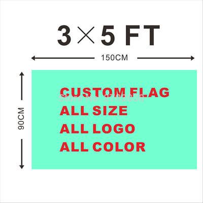 Flagge Fahne Banner  selbst gestalten eigenes motiv flag customize 90x150cm