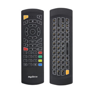 MyGica KR-303 Android TV Wireless Air Back Lit Battery Keyboard