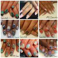 Nails Art - Manucure - Remplissage - Pose d'ongles - Sainte-Rose