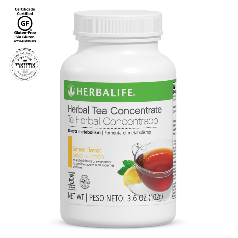 Herbalife Tea Concentrate: Lemon 3.6 oz. Free Shipping!!! First Class