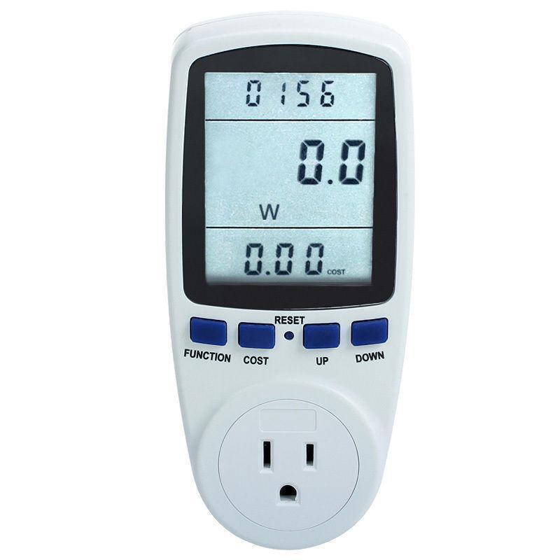 Watt Meter Power Analyzer