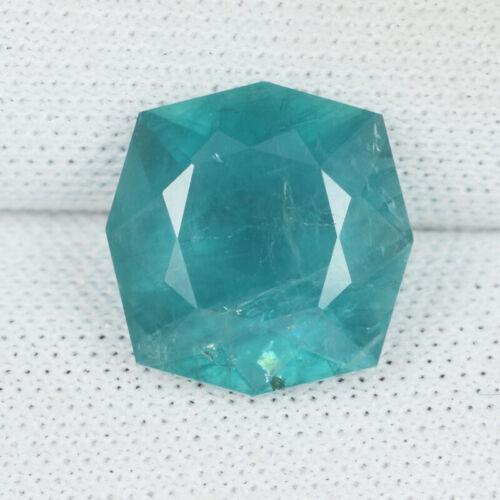 3.06 ct RARE HUGE !  BLUE GREEN COLOR NATURAL GRANDIDIERITE - See Vdo  4520