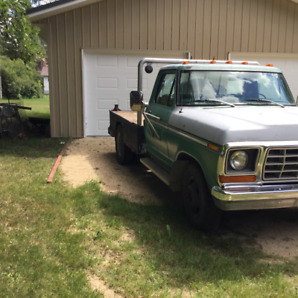 1978 Ford F 350 Sell or trade