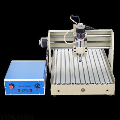 Usb 3axis Cnc 3040z Engraver Router Cutter Drilling Milling Machine Control Box