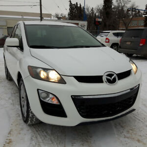 2012 MAZDA CX-7 S TOURING  AWD - ACCIDENT FREE