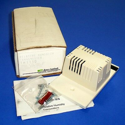 Basys Controls 8-35vdc Relative Humidity Transmitter Th1110 New