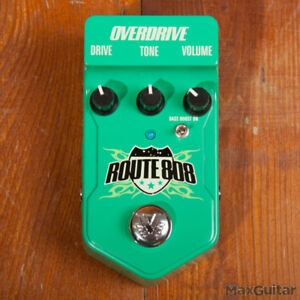 Overdrive and Distortion Pedal