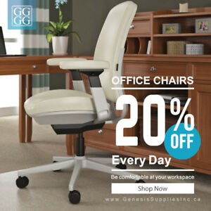 Cleaning Supplies & Office Furniture Ontario
