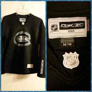 *RARE* NEW OFFICIAL LICENSED HABS JERSEY - WOMEN'S MEDIUM West Island Greater Montréal image 1