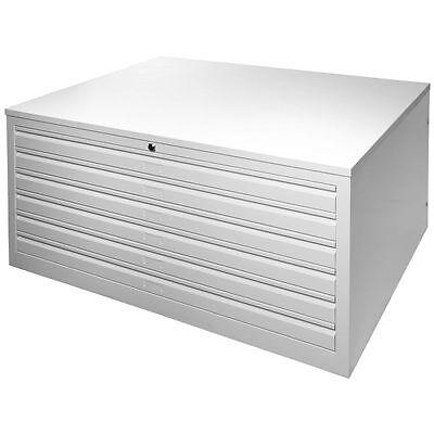 JOKER Planschrank, 6 Schubladen, DIN A0